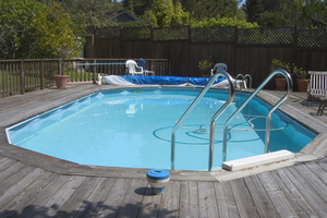 oval above ground pool Pool Installers